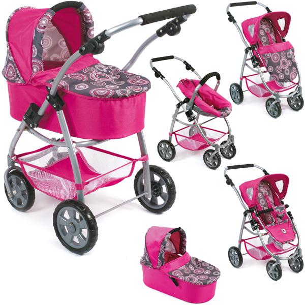 puppen kinderwagen set bestseller shop f r kinderwagen. Black Bedroom Furniture Sets. Home Design Ideas