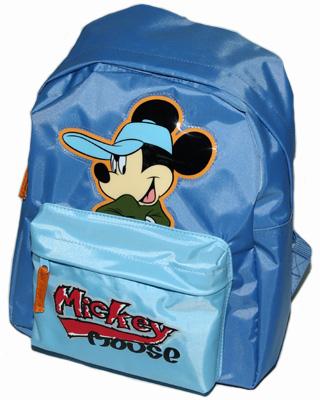 Disney-Mickey-Maus-Rucksack-Hellblau-Kindergartentasche-Kinderrucksack