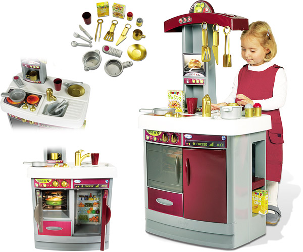 smoby kinderk che spielk che bon appetit k che f r kinder neu ebay. Black Bedroom Furniture Sets. Home Design Ideas