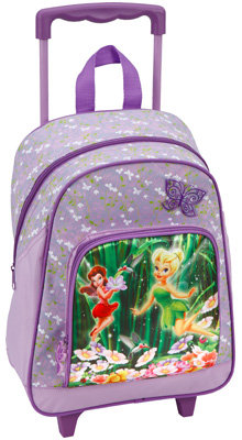 undercover kinder trolley faires tinkerbell lila. Black Bedroom Furniture Sets. Home Design Ideas